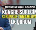 'KONGREMİZİ YAPIP YOLUMUZA DEVAM EDECEĞİZ'