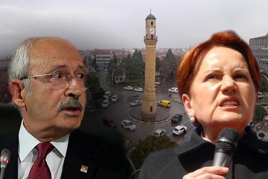 ÇORUM'DA HDP BELEDİYEYİ CHP'YE İSTİYOR !