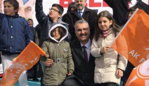 """""""BİZ MİLLETİMİZİN DESTEĞİYLE VARIZ"""""""