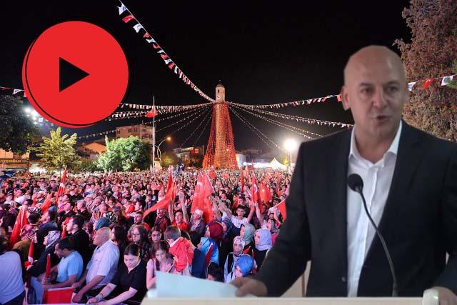 """""""HİTİT FESTVALİ AÇILIŞINA MEYDANIN İSMİ KADEŞ OLMALI"""""""