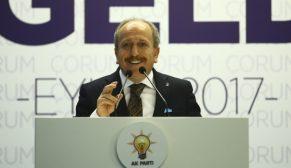 '2019'DA TÜM BELEDİYELERİ KAZANMAK İSTİYORUZ'