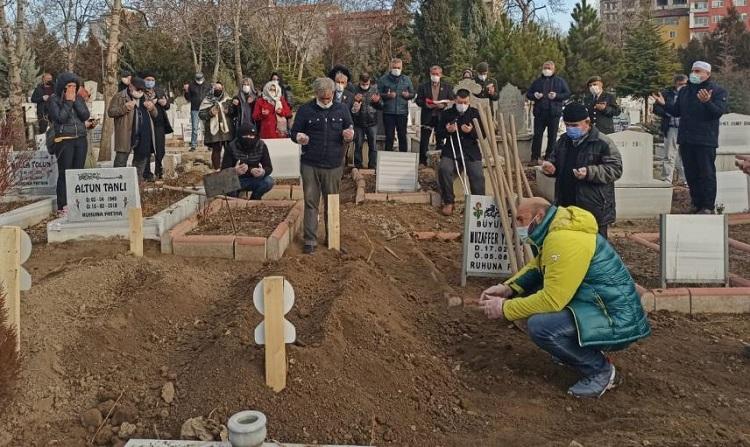 KIBRIS GAZİSİ SON YOLCULUĞUNA UĞURLADI