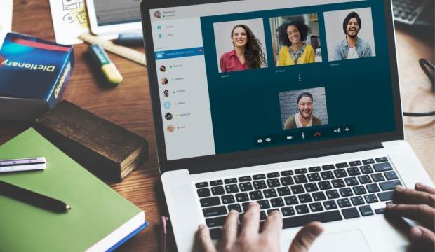Çevrimiçi görüşmeler için yerli çözüm: UZEP