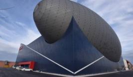 Türkiye'nin ilk uzay merkezi Gökmen kapılarını açıyor
