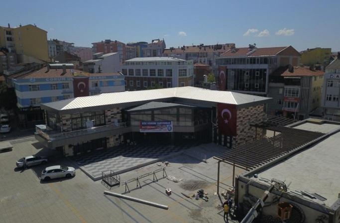 ÇORUM'A 'ENGELSİZ KAFE' AÇILIYOR