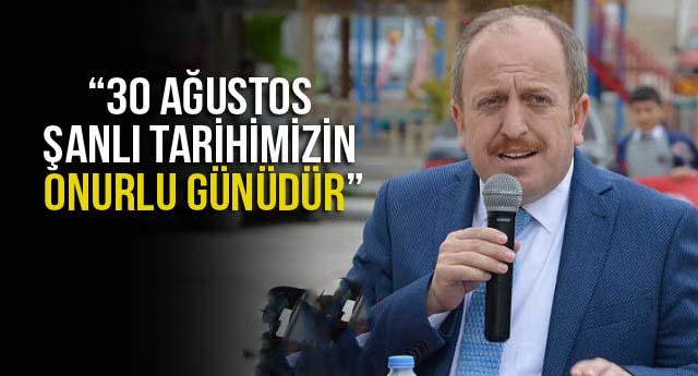 """""""30 AĞUSTOS ŞANLI TARİHİMİZİN ONURLU GÜNÜDÜR"""""""