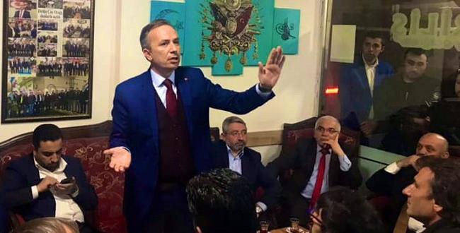 """""""ÇORUM'U YA AK PARTİ YADA CHP ALIR"""""""