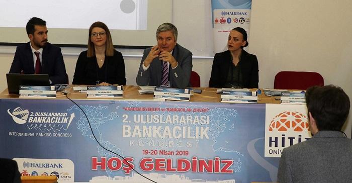 HİTÜ'DE ULUSLARARASI BANKACILIK KONGRESİ