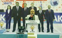 """""""ÇORUM'DA REKOR KIRACAĞIZ"""""""