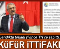 ÇORUMLULARA HAKARET ETTİ !