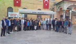 ÇORİMDER'İN GENÇLİK VE KARDEŞLİK KAMPI