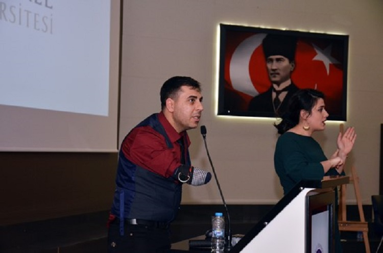 ENGELSİZ EMPATİ KONFERANSINA DAVET