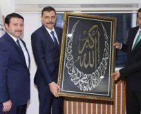 VALİ BAYAT'TA İNCELEMELERDE BULUNDU