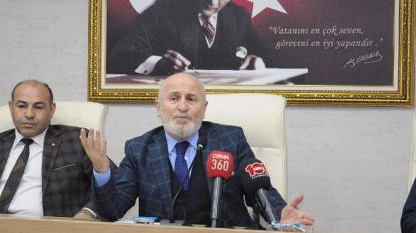 """""""TÜRKİYE ÇORUM'U KONUŞUYOR"""""""