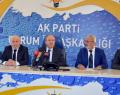 """""""2017 ÇORUM İÇİN ALTIN YIL OLDU"""""""