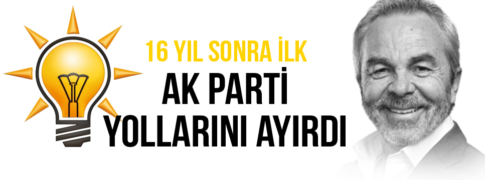AK PARTİ ARTIK ÇALIŞMAYACAK !