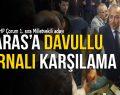 ARAS' DAVULLU ZURNALI KARŞILAMA