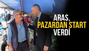 ARAS, PAZARDAN START VERDİ