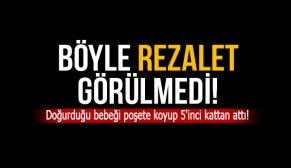 BÖYLE REZALET GÖRÜLMEDİ!