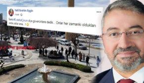 BAŞKAN VATANDAŞA SİTEM ETTİ !