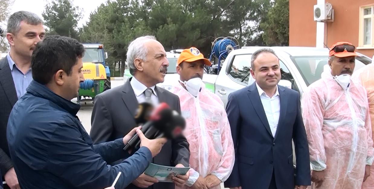 """""""TEMİZLİĞİ ÖN PLANDA TUTUYORUZ"""""""