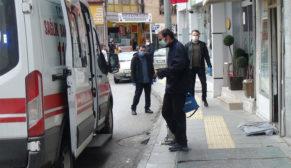 KARANTİNADAN KAÇTI POLİS ALARM GEÇTİ