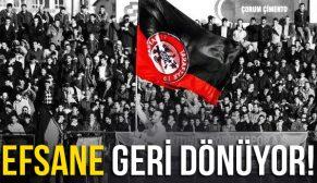 EFSANE GERİ DÖNÜYOR!
