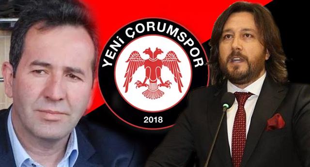 ÇORUMSPOR İSMİ ORTALIĞI KARIŞTIRDI !