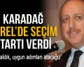 AK PARTİ YERELDE ERKEN START VERDİ !