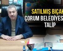 ÇORUM BELEDİYESPOR'A TALİBİM !