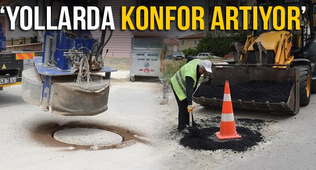 YOLLARDA KONFOR ARTIYOR