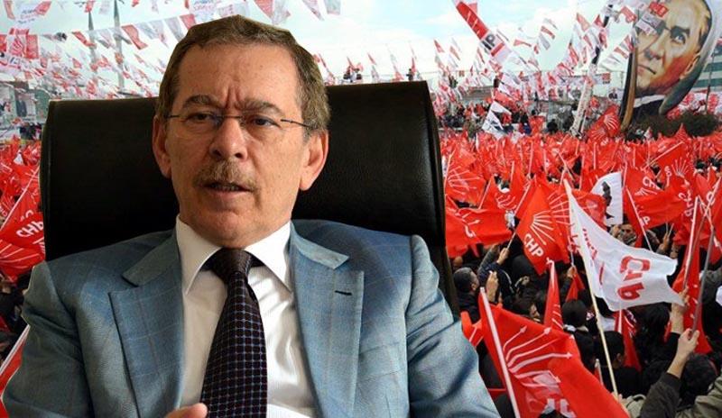 ABDÜLLATİF ŞENER ÇORUM'A GELİYOR