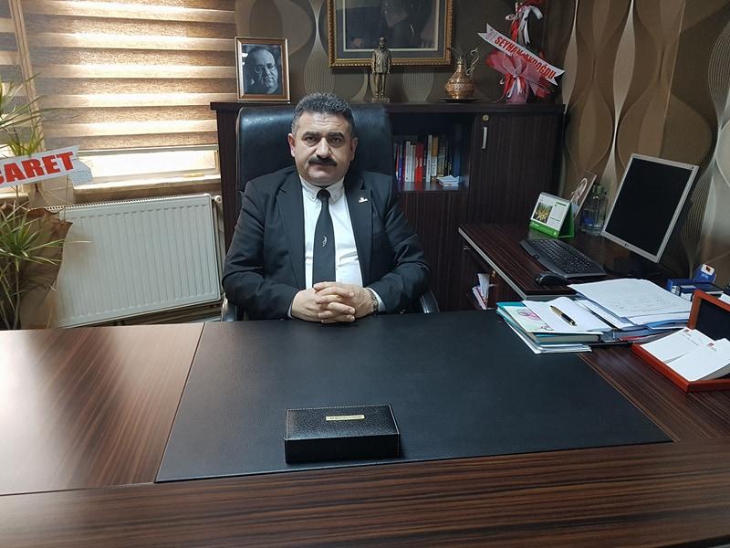 'AFRİN HAREKATINI DESTEKLİYORUZ'