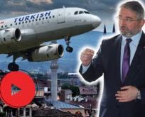 """""""ÇORUM HAVALİMANINI HAK EDİYOR"""""""