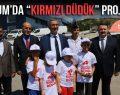 """""""KIRMIZI DÜDÜK"""" PROJESİYLE KAZALAR ENGELLENECEK"""
