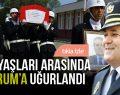 İNTİHAR EDEN MÜDÜR'ÜN CENAZESİ ÇORUM'A GÖNDERİLDİ