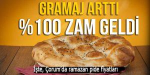 RAMAZAN PİDESİ EL YAKIYOR !