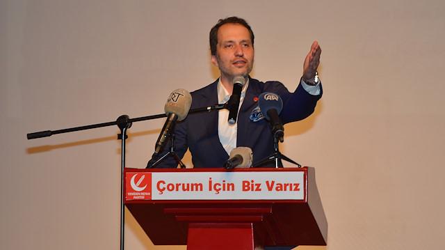 ÇORUM'A ÜVEY EVLAT MUAMELESİ YAPILIYOR!