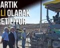 BELEDİYE YOLDA YERLİ ÜRETİME GEÇİYOR