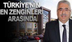 TÜRKİYE'NİN EN ZENGİNLERİ ARASINDA